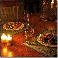 Как организовать свидание дома