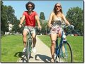 Велосвидание парень девушка