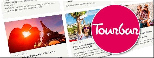 Знакомства для путешествий TourBar.com